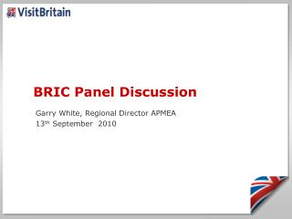BRIC Panel Discussion