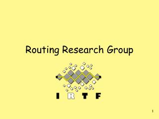 Routing Research Group