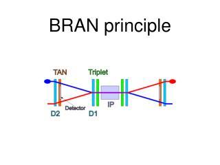 BRAN principle