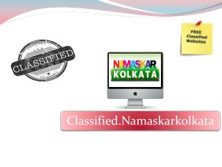 Free Kolkata Classifieds