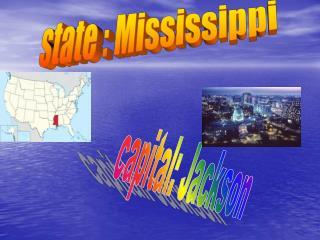 state : Mississippi