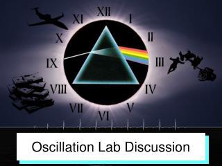 Oscillation Lab Discussion