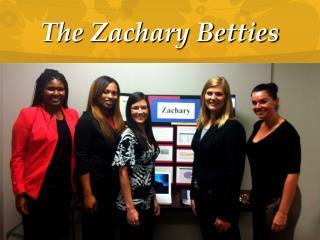 The Zachary Betties