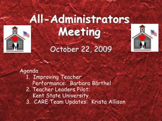 All-Administrators Meeting
