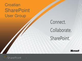 SharePoint - temelj za razvoj sustava  uredskog poslovanja