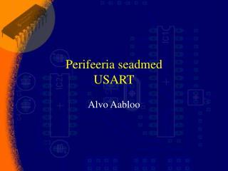 Perifeeria seadmed USART