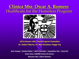 Clinica Msr. Oscar A. Romero