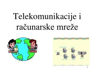 Telekomunikacije i računarske mreže