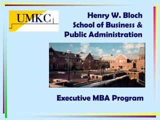 Executive MBA Program