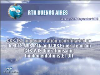 RTH BUENOS AIRES CONNECTIVITY