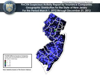 FinCEN Suspicious Activity Report by Insurance Companies