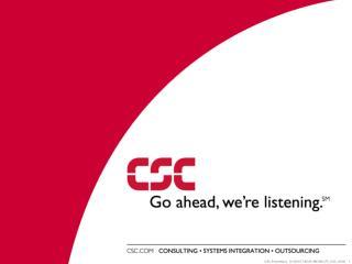 CSC Proprietary    9/1/2014 7:56:45 AM  008_P2_CSC_white     1