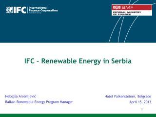 Hotel Falkensteiner, Belgrade  April 15, 2013