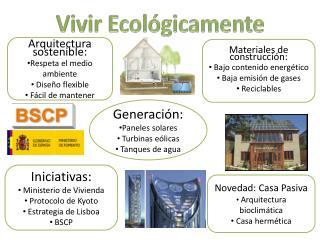 Vivir Ecológicamente