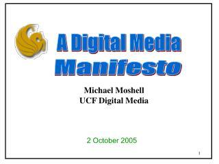 A Digital Media