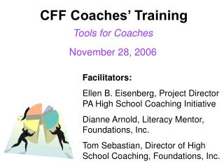 CFF Coaches  Training