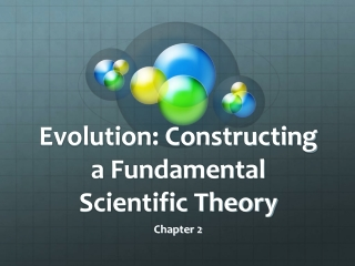 Applied Evolutionary Biology