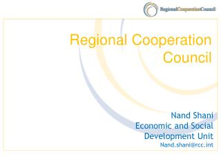 Regional Cooperation Council