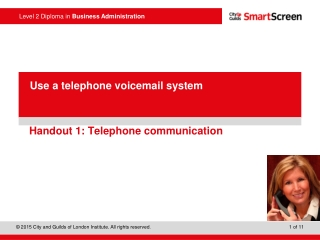 Telephone Communication