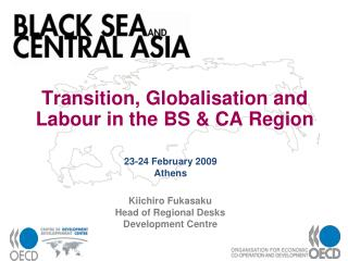Transition, Globalisation and Labour in the BS & CA Region