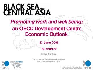 Promoting work and well being: an OECD Development Centre Economic Outlook