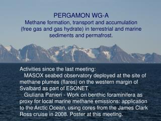 PERGAMON WG-A