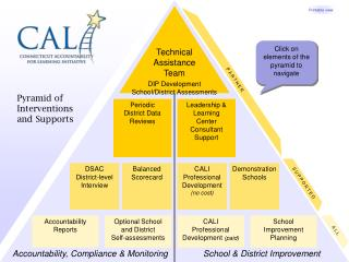 CALI Professional Development  (paid)
