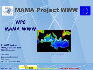 MAMA Project WWW