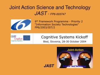 """6 th  Framework Programme - Priority 2 """"Information Society Technologies"""" FP6/2003/IST/2"""