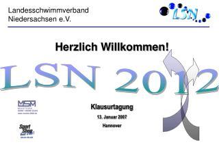 LSN 2012