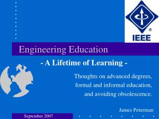 Engineering Education
