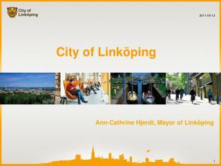 City of Linköping