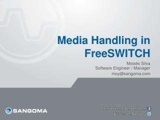 Media Handling in FreeSWITCH