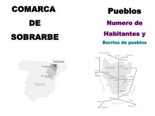 COMARCA  DE  SOBRARBE