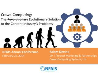 A software solution for the  f inancial and market data industry