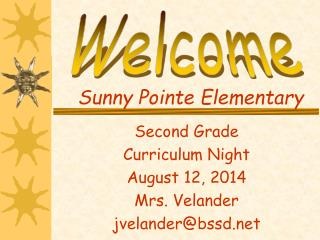 Sunny Pointe Elementary