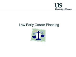 Law Early Career Planning