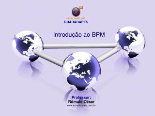Professor:  Rômulo César romulocesar.br