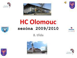HC Olomouc  sezóna 2009/2010