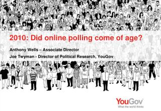 2010: Did online polling come of age?