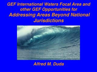 Alfred M. Duda