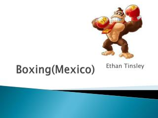 Boxing(Mexico)