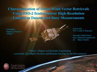 Image of ESA