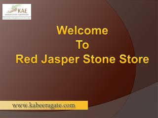 Red Jasper Stone Properties Suppliers India