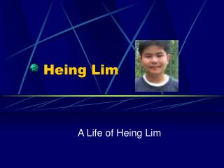Heing Lim