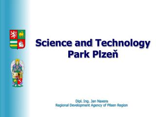 Science and  Technology P ark Plzeň