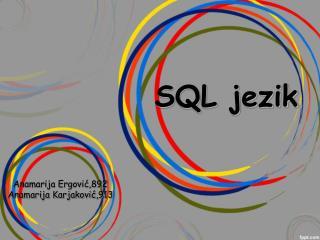 SQL jezik