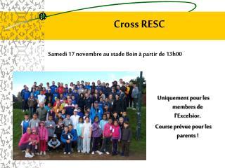 Cross RESC