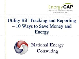 Utility Bill Tracking and Reporting – 10 Ways to Save Money and Energy