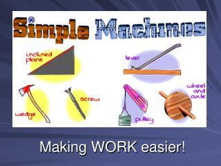 Making WORK easier!